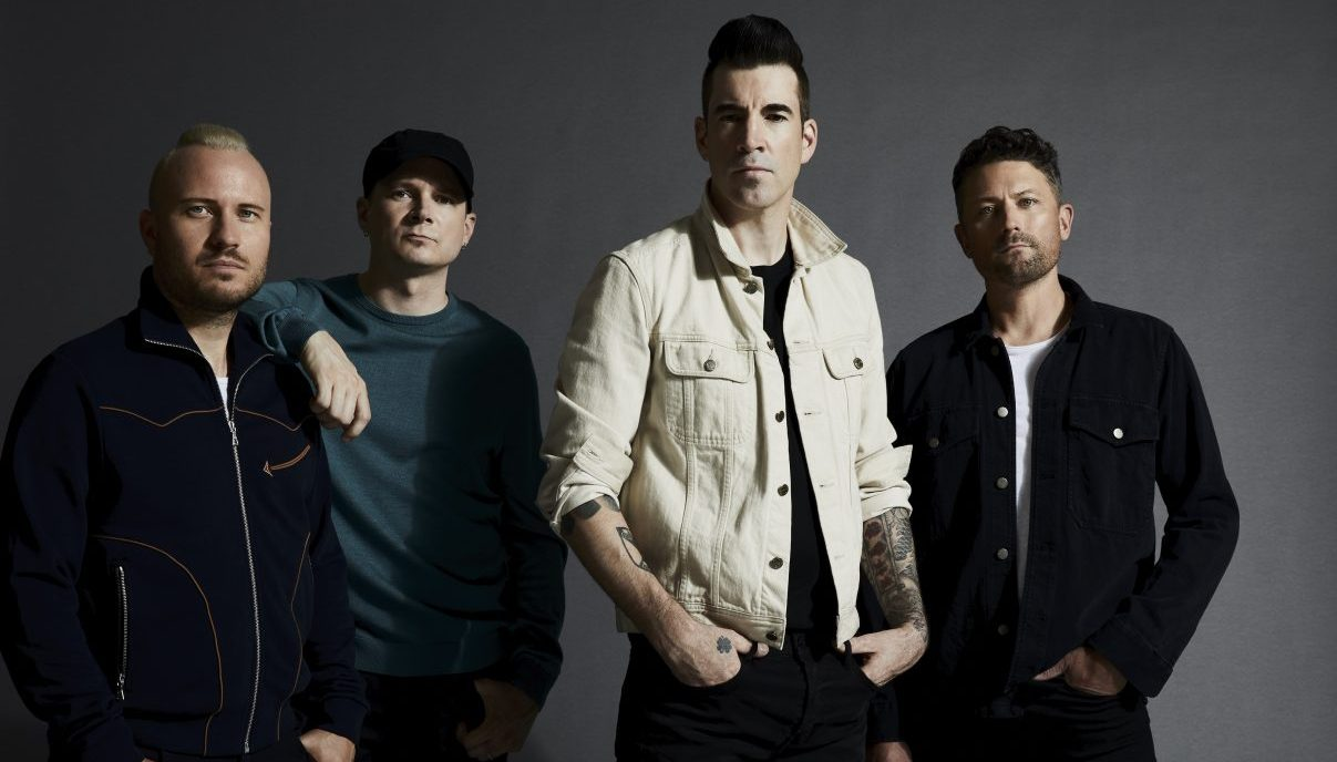 Theory of a Deadman - CANCELLED: