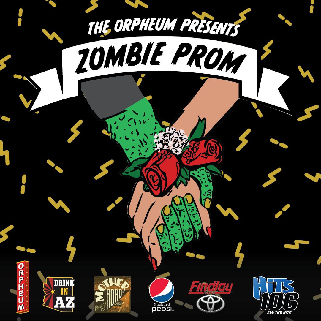 Zombie Prom: