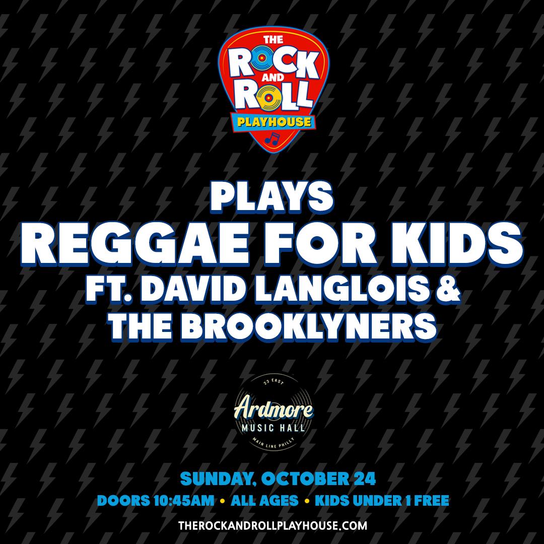 Reggae for Kids!: