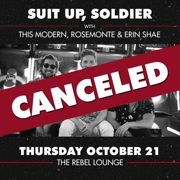 SUIT UP, SOLDIER: CANCELLED-img