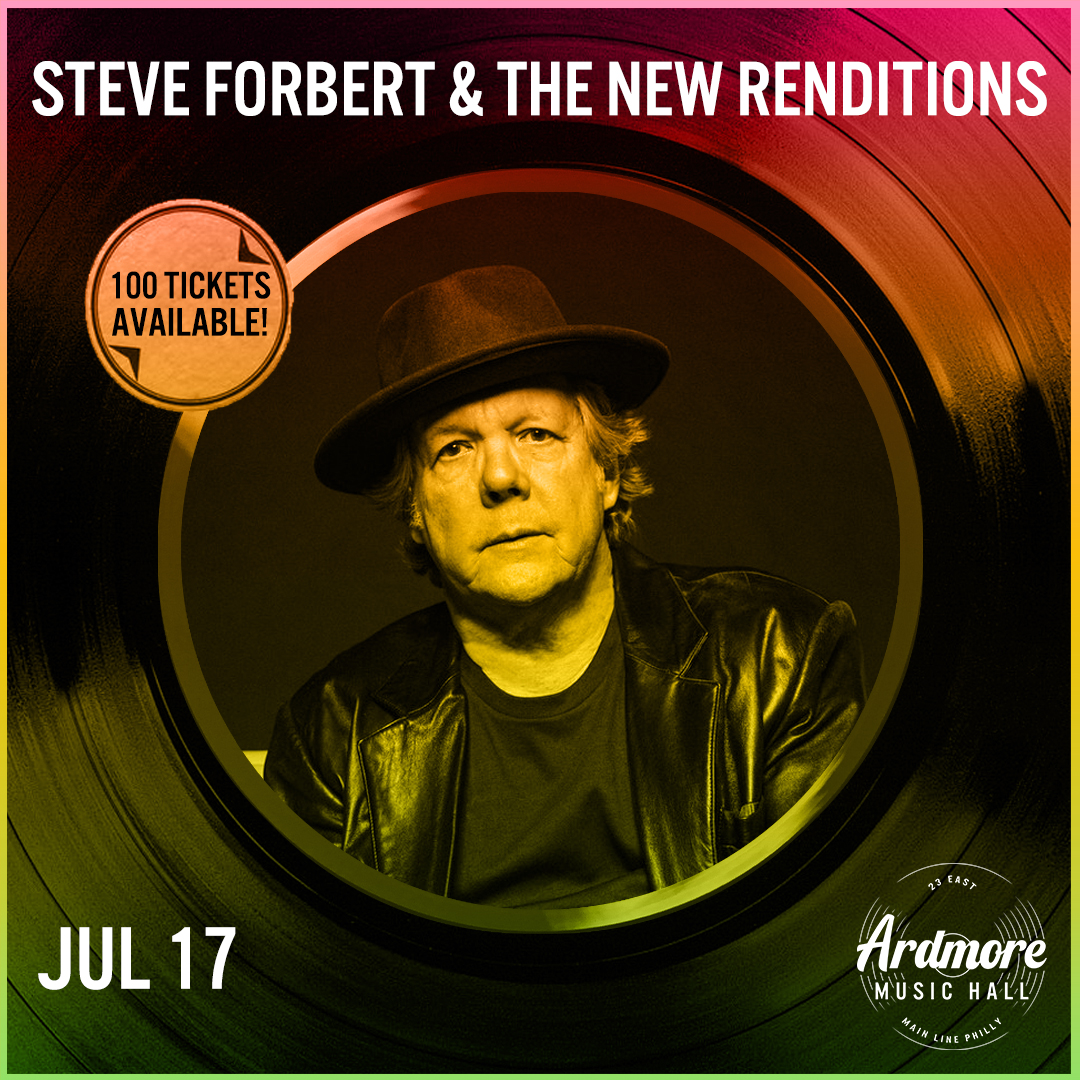 Steve Forbert & The New Renditions: Main Image