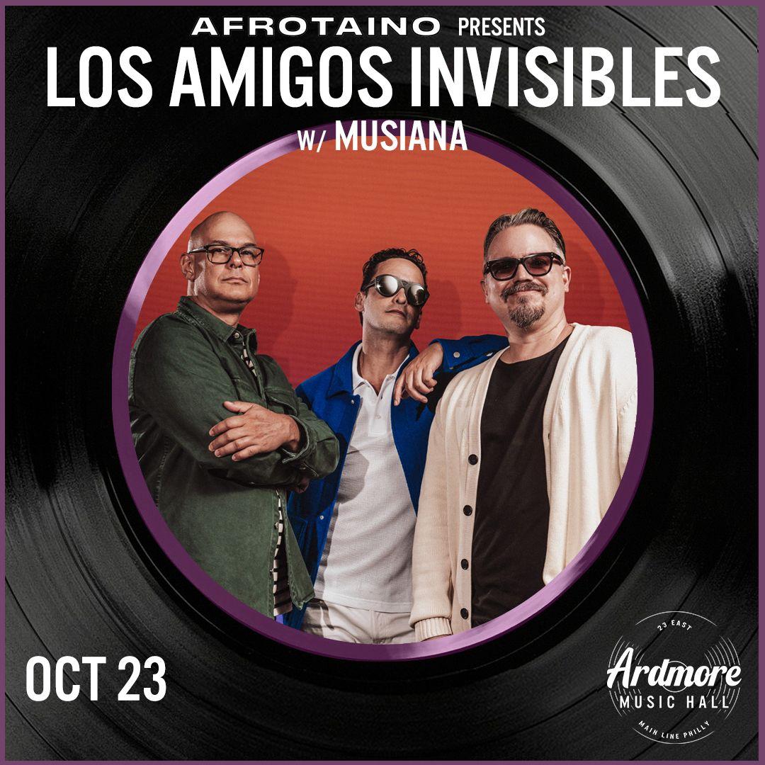 Los Amigos Invisibles: