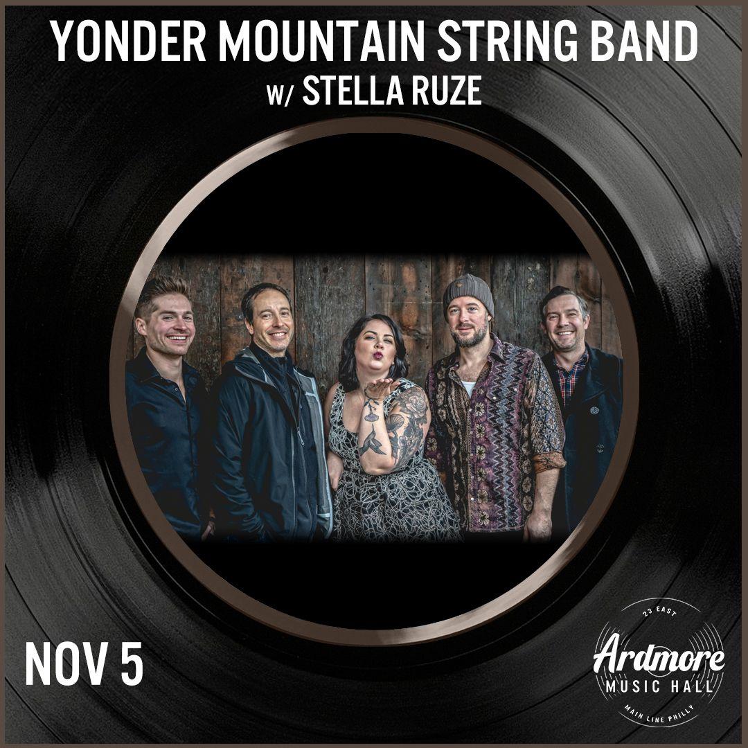 Yonder Mountain String Band: