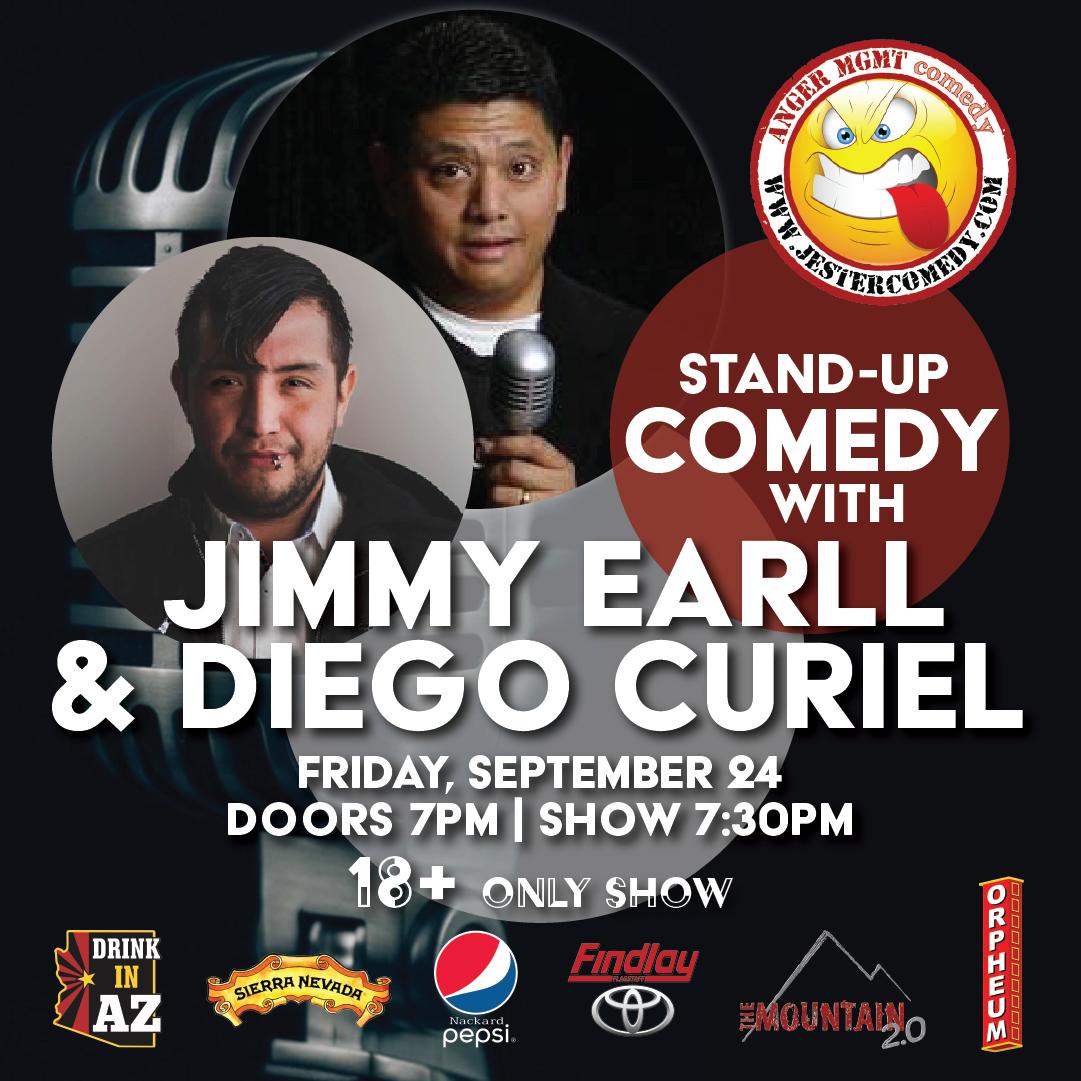 Jimmy Earll & Diego Curiel: