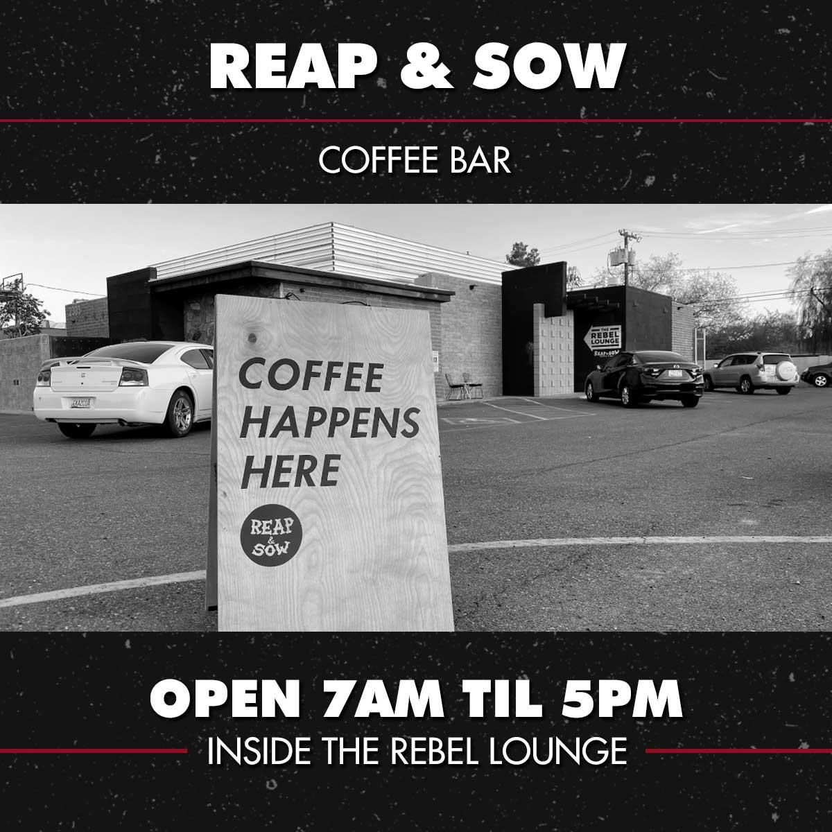 REAP & SOW: