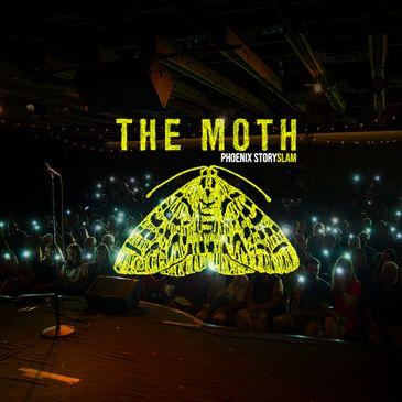 The Moth: Phoenix Storyslam-img