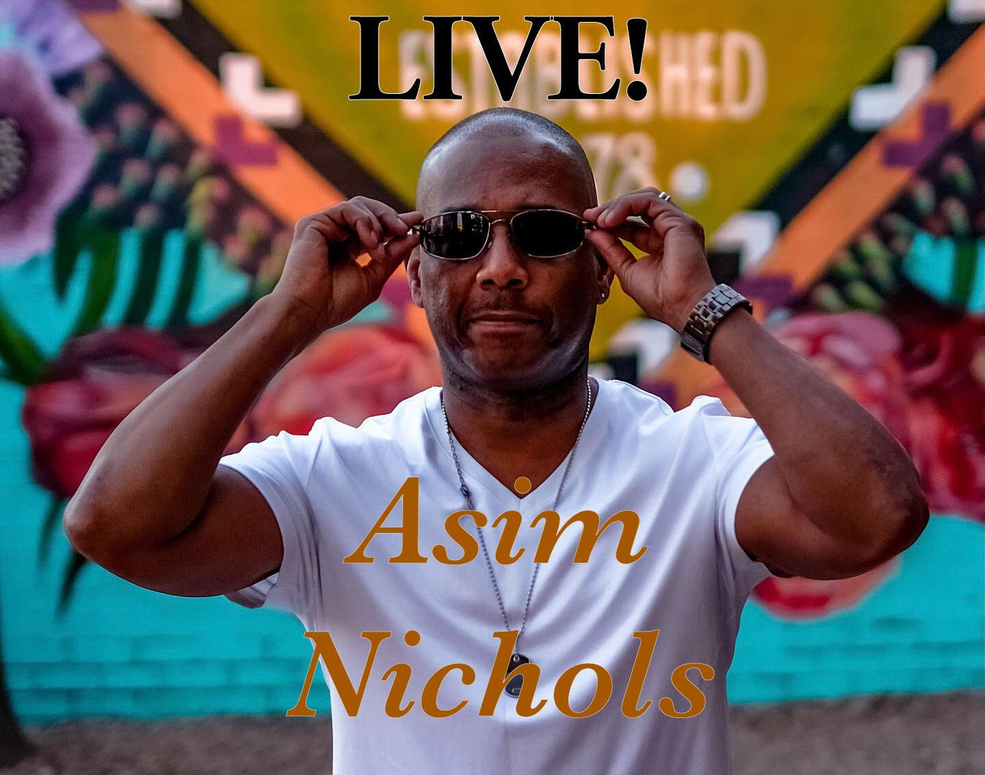 The Asim Nichols Trio: