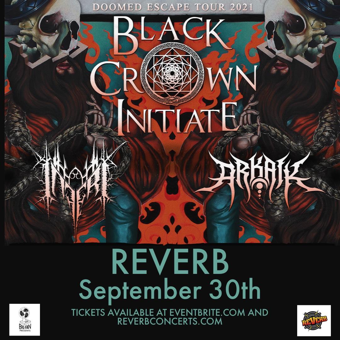 Black Crown Initiate: Main Image