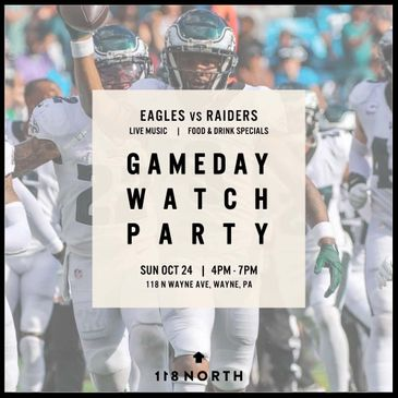 Eagles Game Day Watch Party!-img