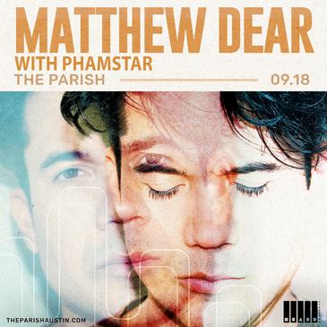 Matthew Dear (DJ Set) w/ Phamstar-img