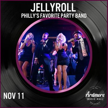 Jellyroll: Philly's Favorite Party Band-img