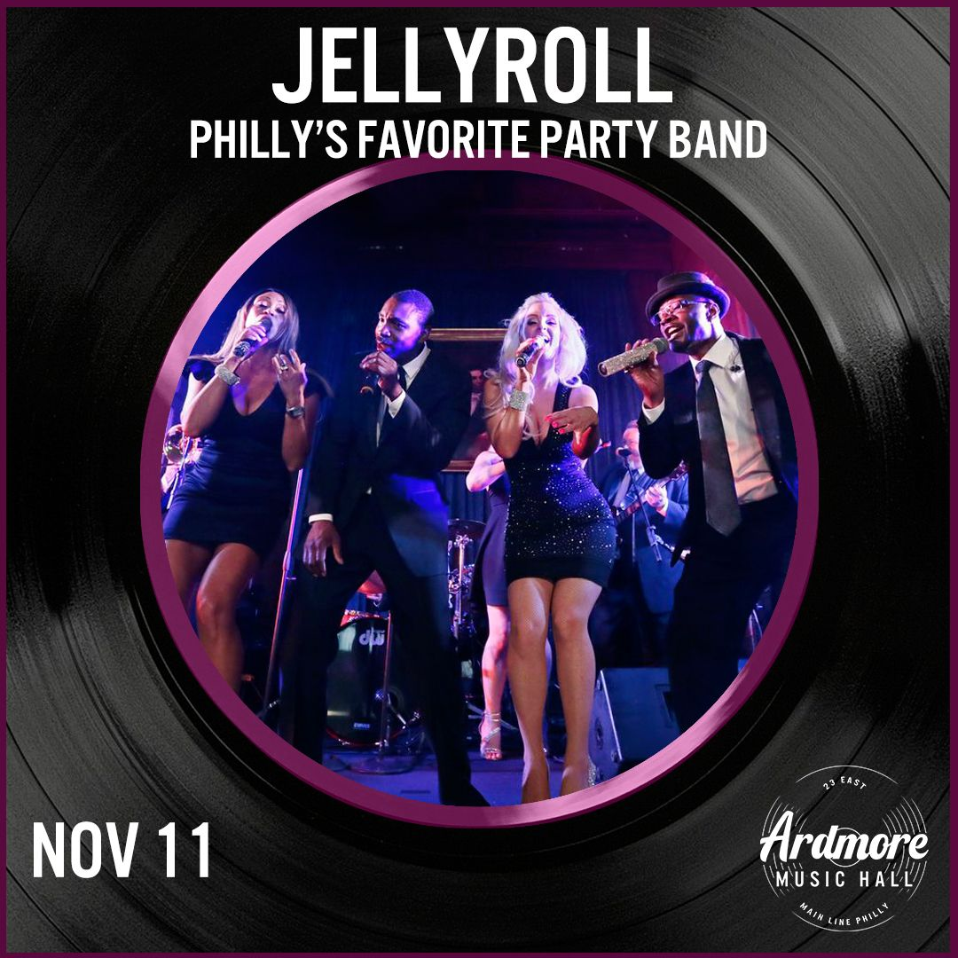 Jellyroll: Philly's Favorite Party Band: