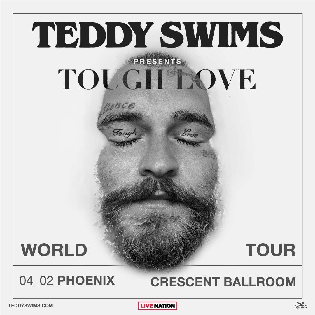 Teddy Swims: Tough Love World Tour