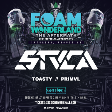 THE AFTERMATH: Foam Wonderland Official Afterparty-img