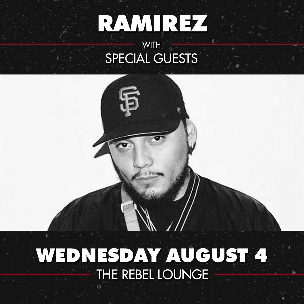 RAMIREZ - EARLY SHOW: