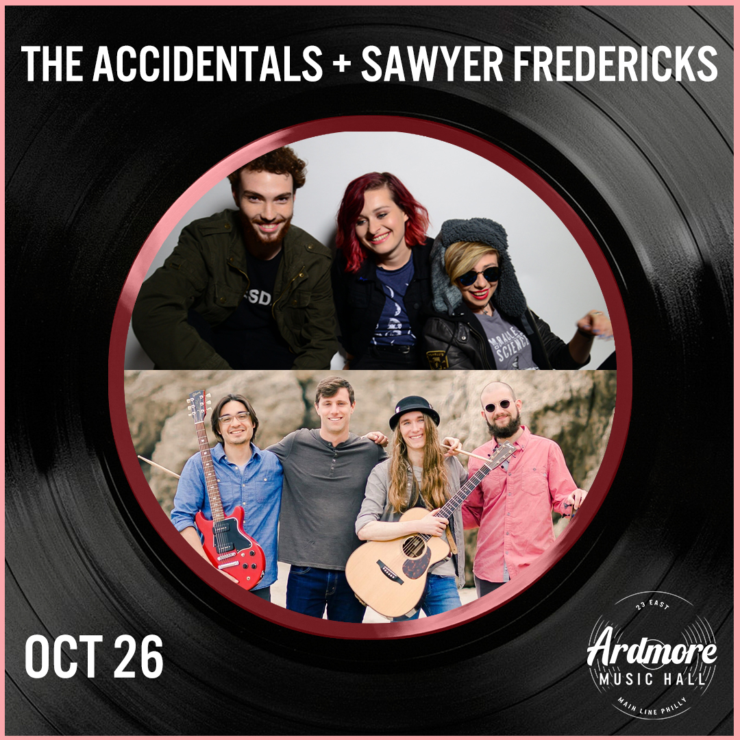 The Accidentals + Sawyer Fredericks: Main Image