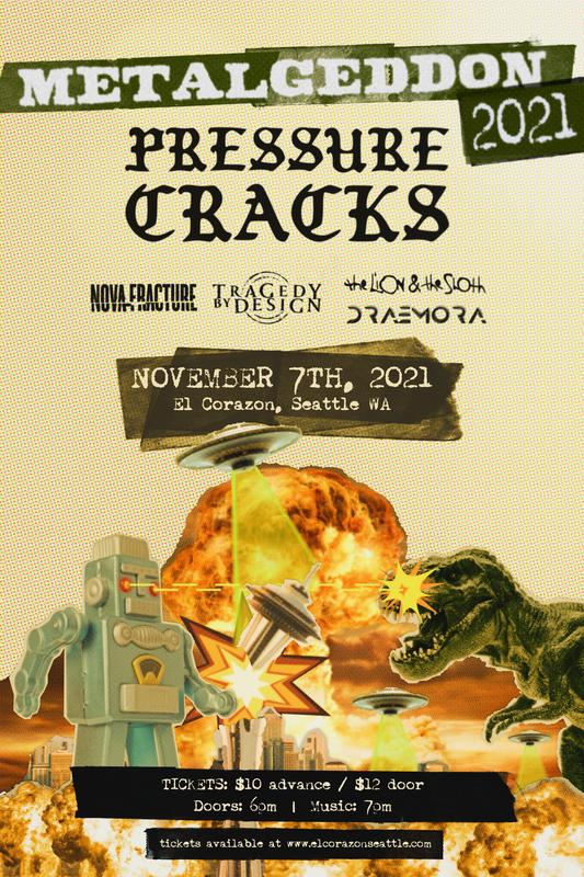Pressure Cracks, Nova Fracture: