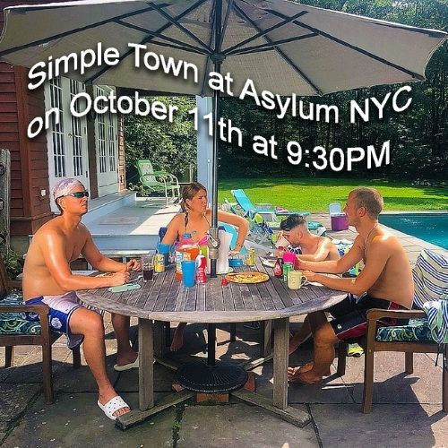 Simple Town - NEW YORK COMEDY FESTIVAL - 9:30PM: