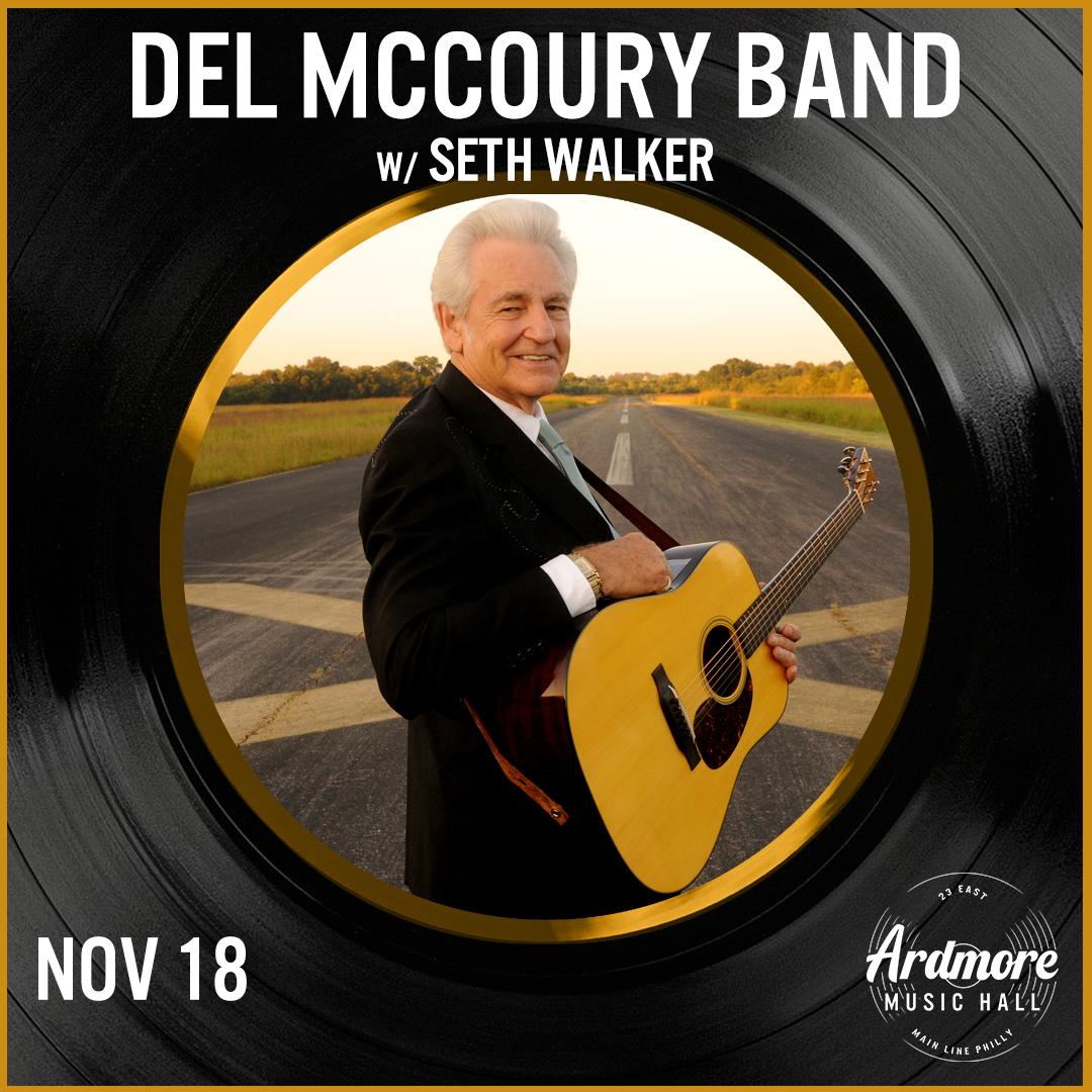 Del McCoury Band: