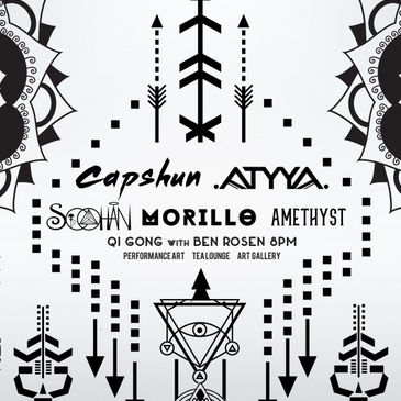 MEDICINE Feat. CAPSHUN, ATYYA, SOOHAN, MORILLO , AMETHYST-img