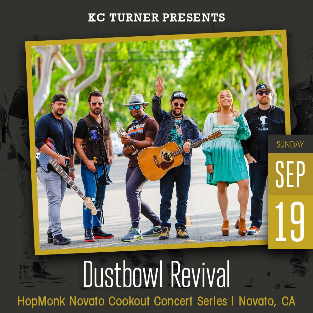 Dustbowl Revival + Quinn DeVeaux: