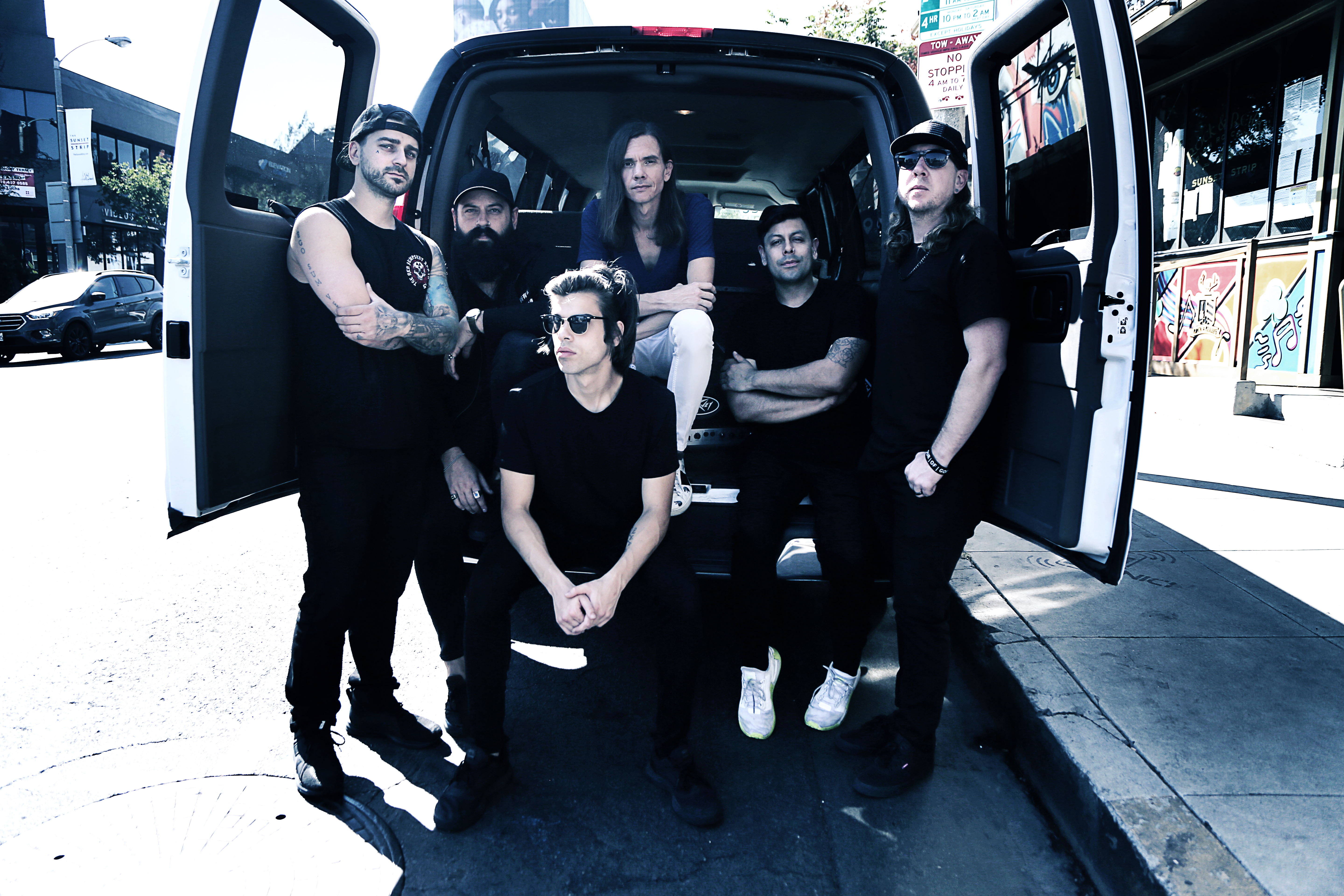 SOLD OUT - Red Jumpsuit Apparatus: Main Image