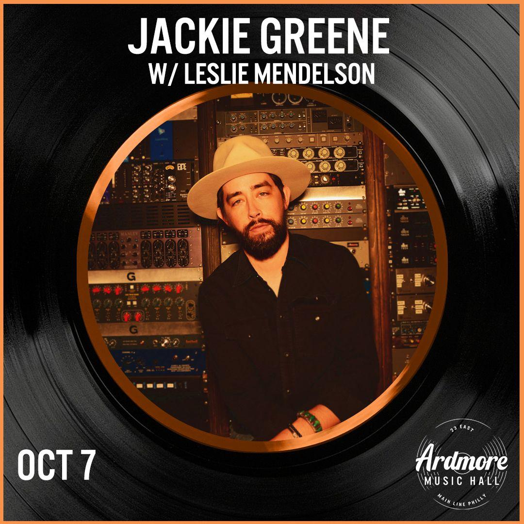 Jackie Greene: