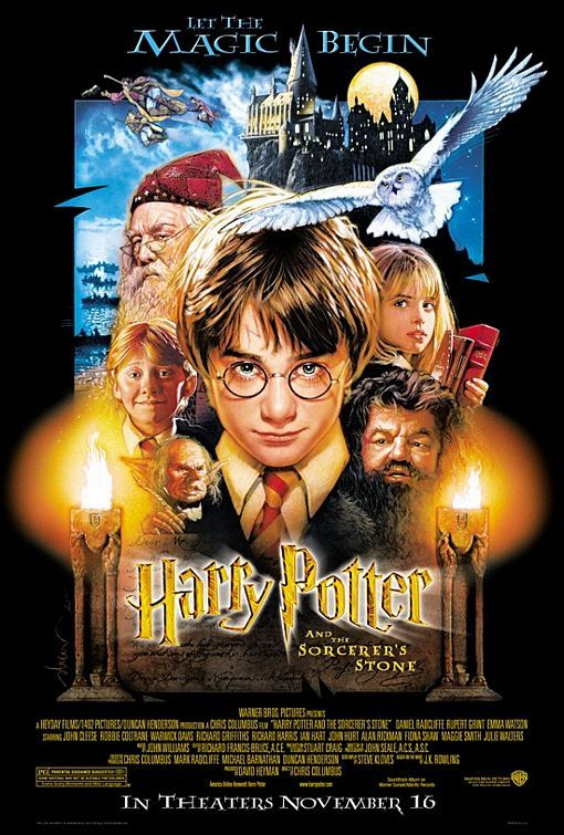 Harry Potter and The Sorcerer's Stone: