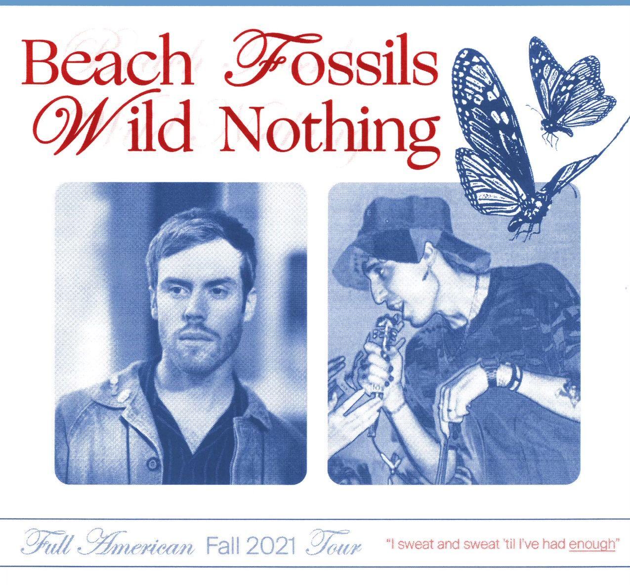 Beach Fossils + Wild Nothing