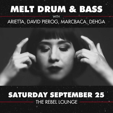 MELT DRUM AND BASS-img