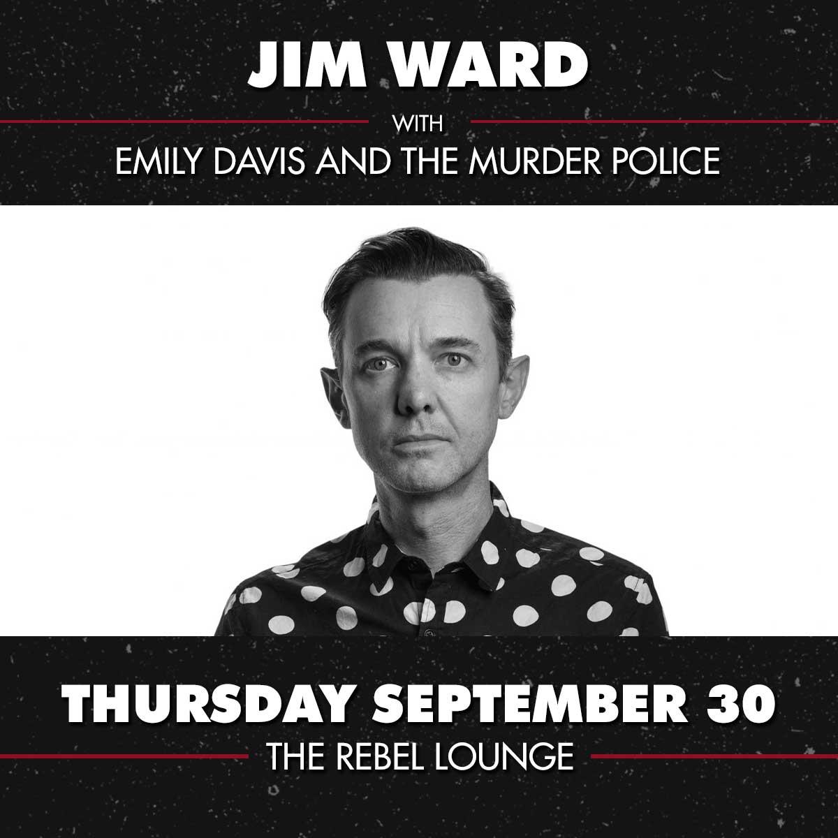 JIM WARD: