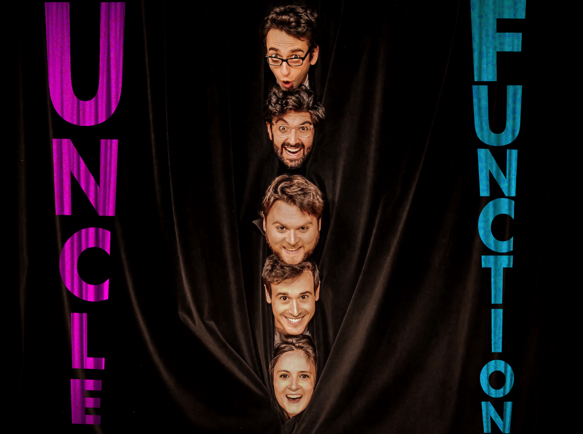 Uncle Function!: Main Image