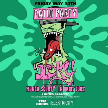 ICKY & FRIENDS: PATIO PARTY-img