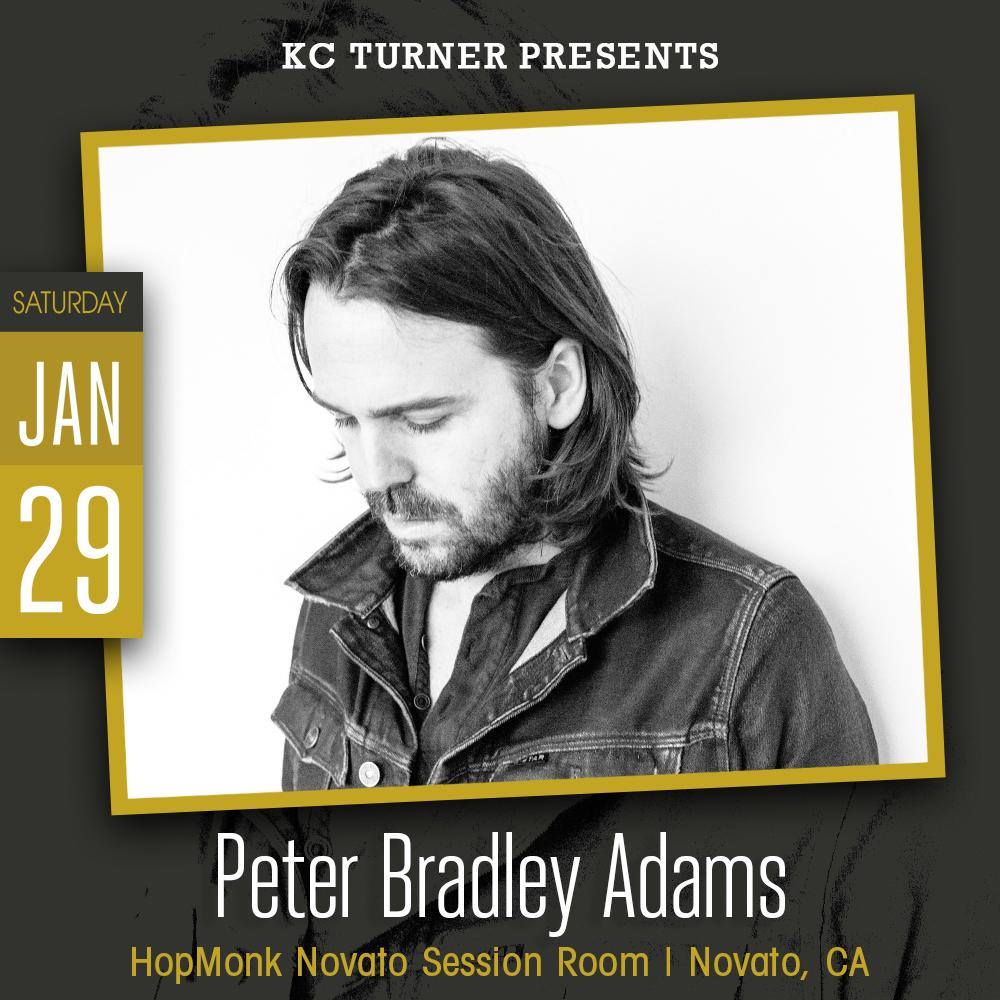 Peter Bradley Adams:
