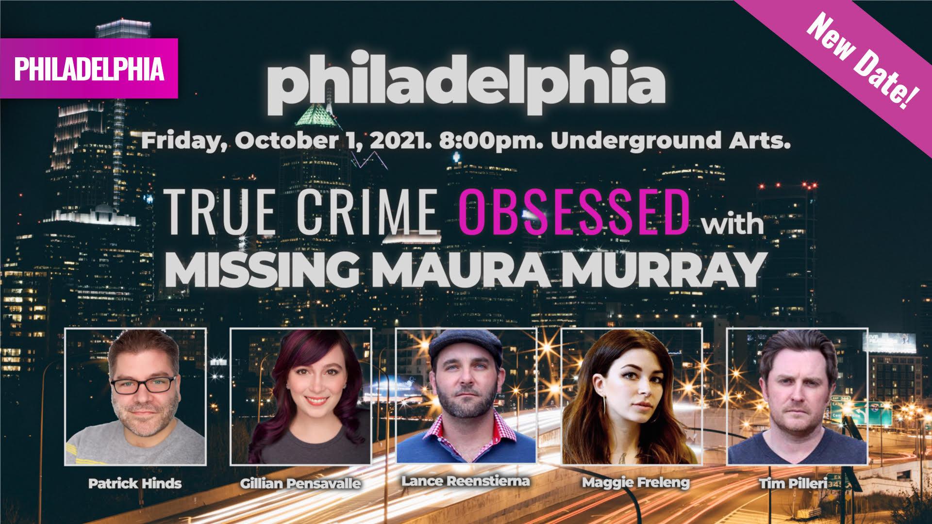 True Crime Obsessed: