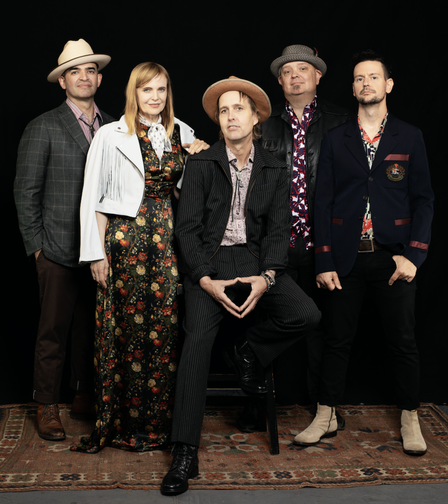 Chuck Prophet & the Mission Express: Main Image