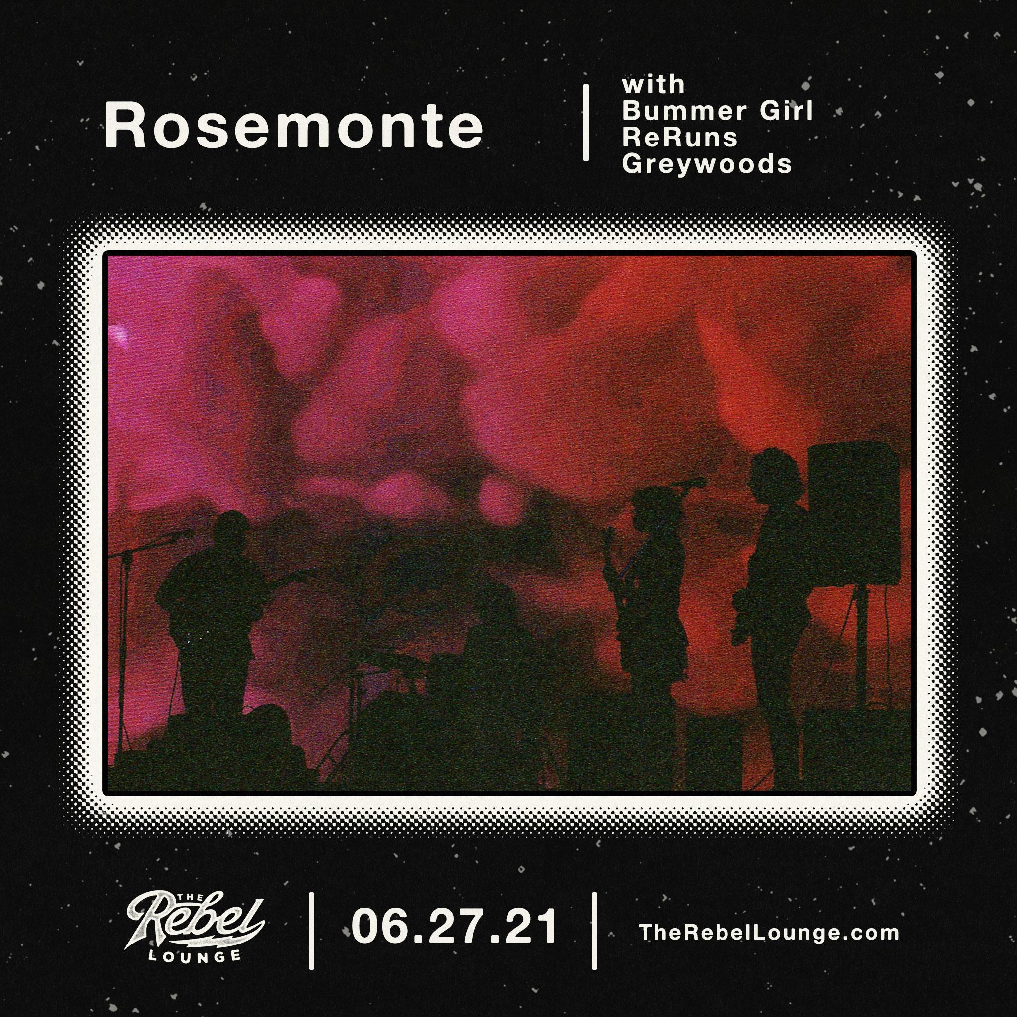 ROSEMONTE: Main Image