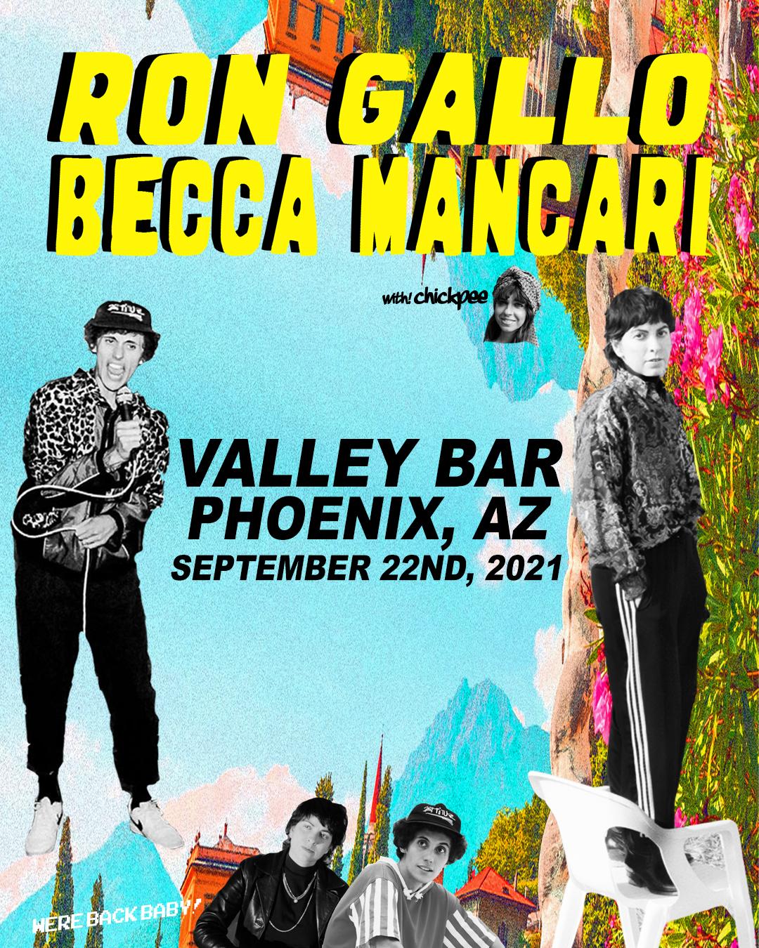 Ron Gallo + Becca Mancari:
