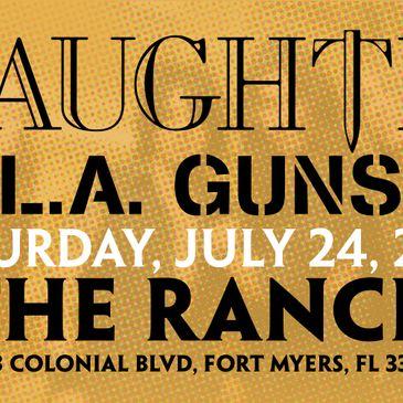 Slaughter w/ L.A. Guns-img