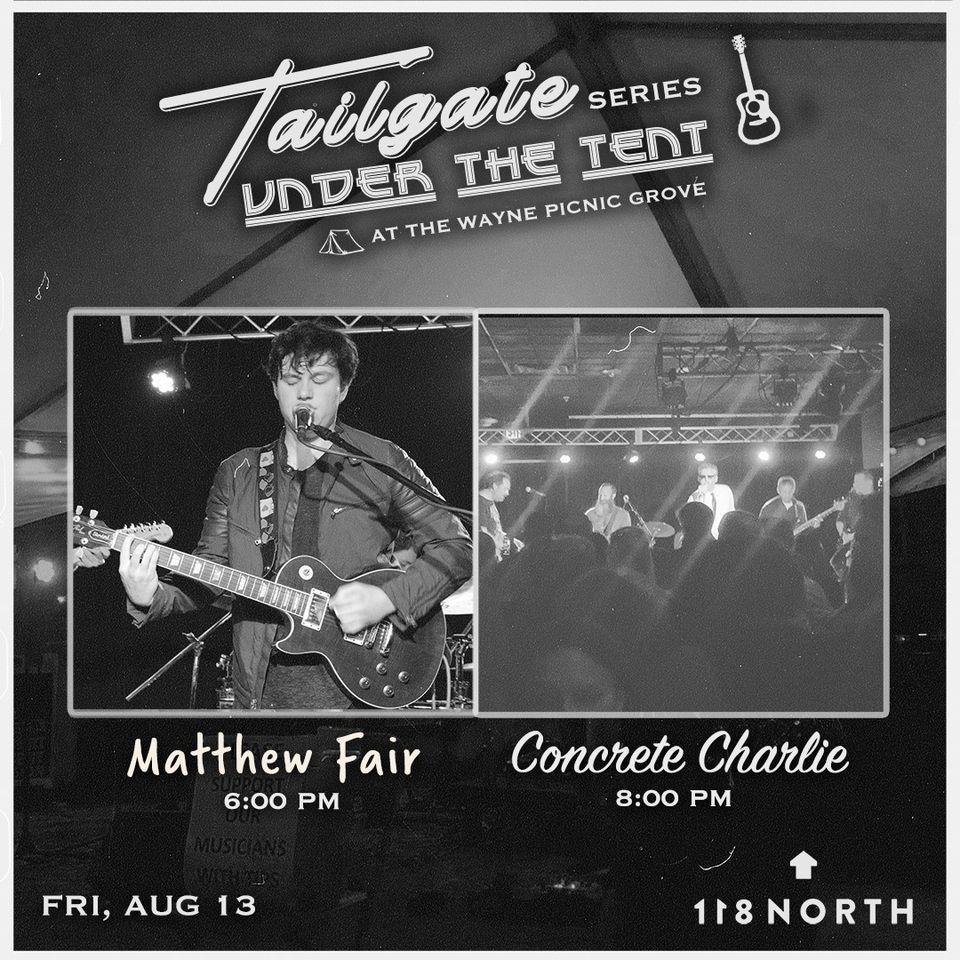 Concrete Charlie + Matthew Fair: