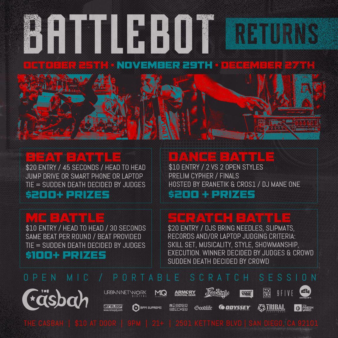 Battle Bot: