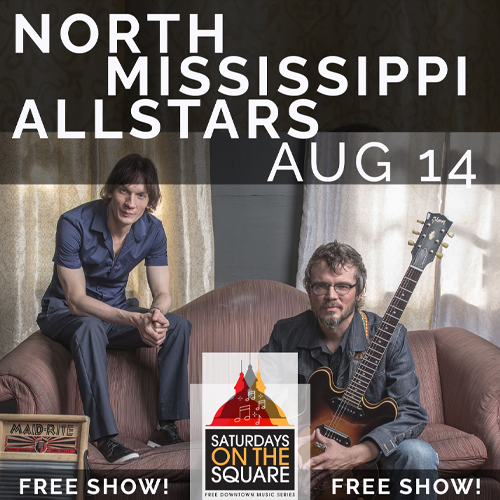 North Mississippi Allstars: Main Image