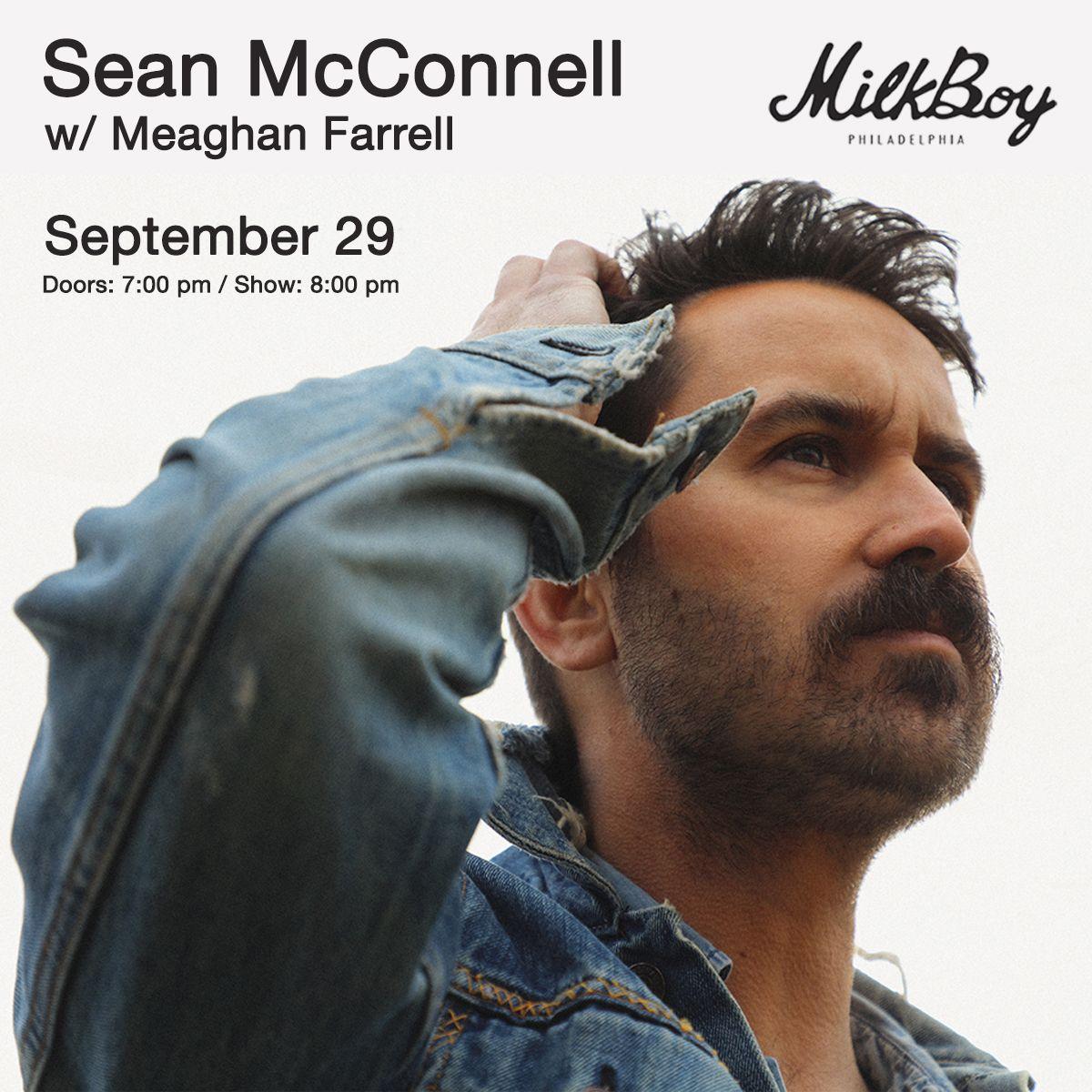 Sean McConnell: