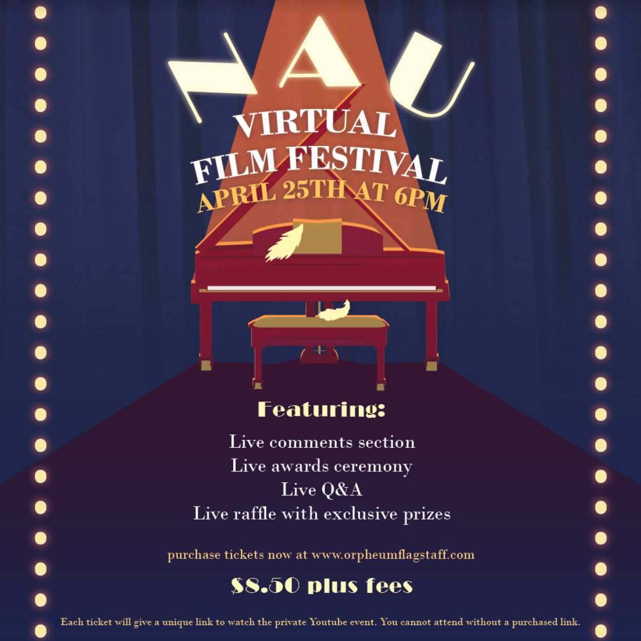 NAU Virtual Film Festival: Main Image