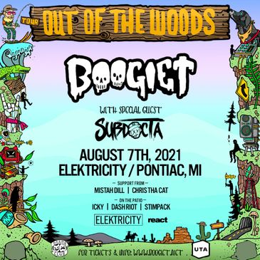 Boogie T: Pontiac Out Of The Woods Tour-img
