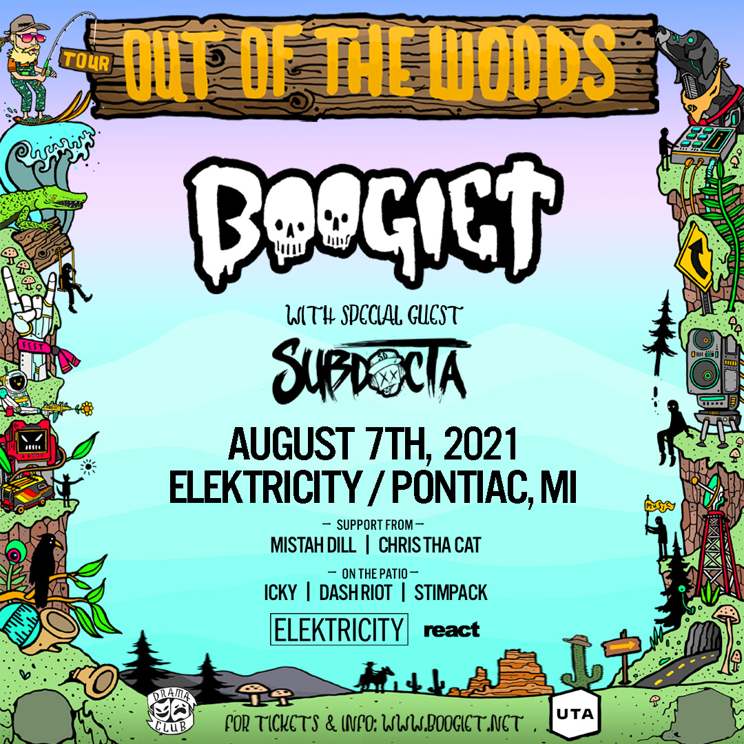 Boogie T: Pontiac Out Of The Woods Tour: Main Image