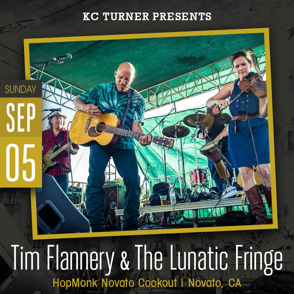 Tim Flannery & the Lunatic Fringe: Main Image