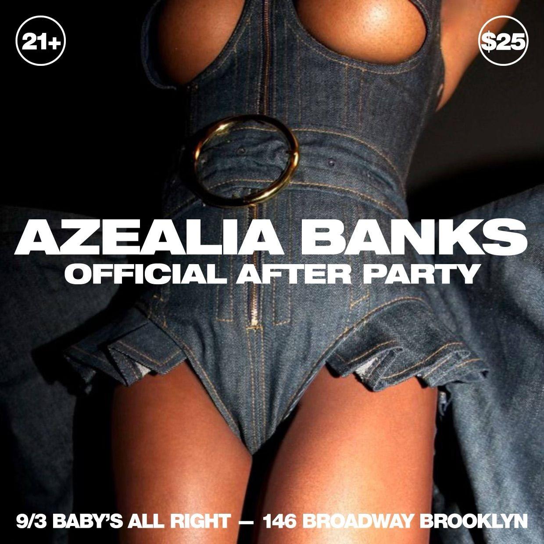 Azealia Banks: