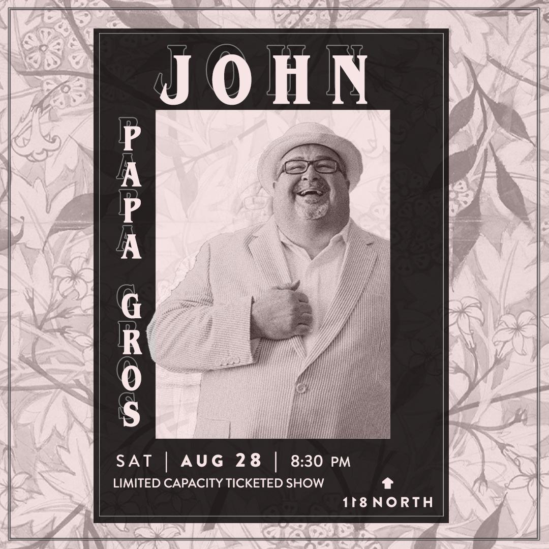 John Papa Gros: Main Image