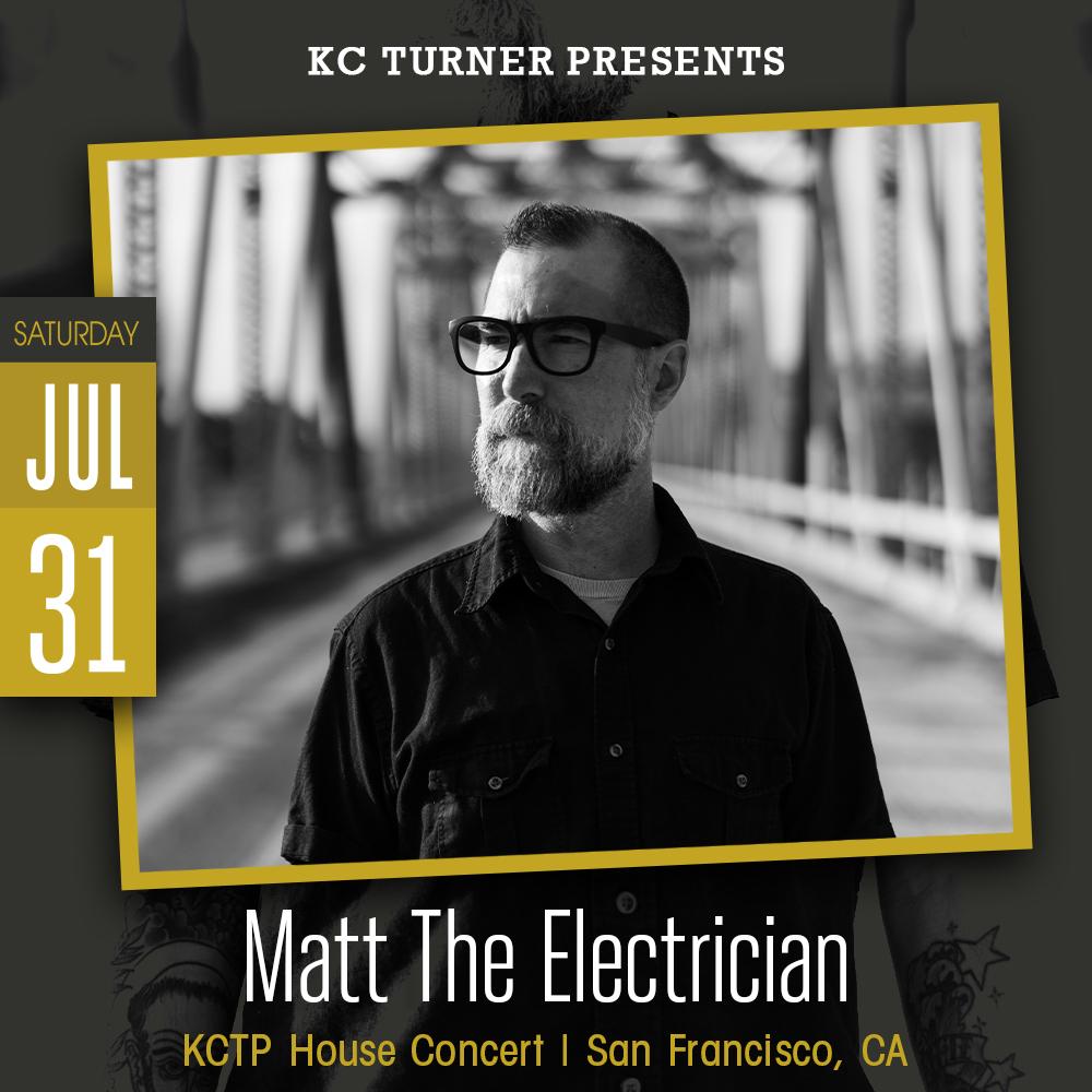 Matt the Electrician | San Francisco Backyard: Main Image